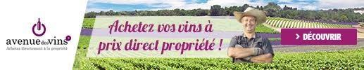 Découvrir Avenue des vins